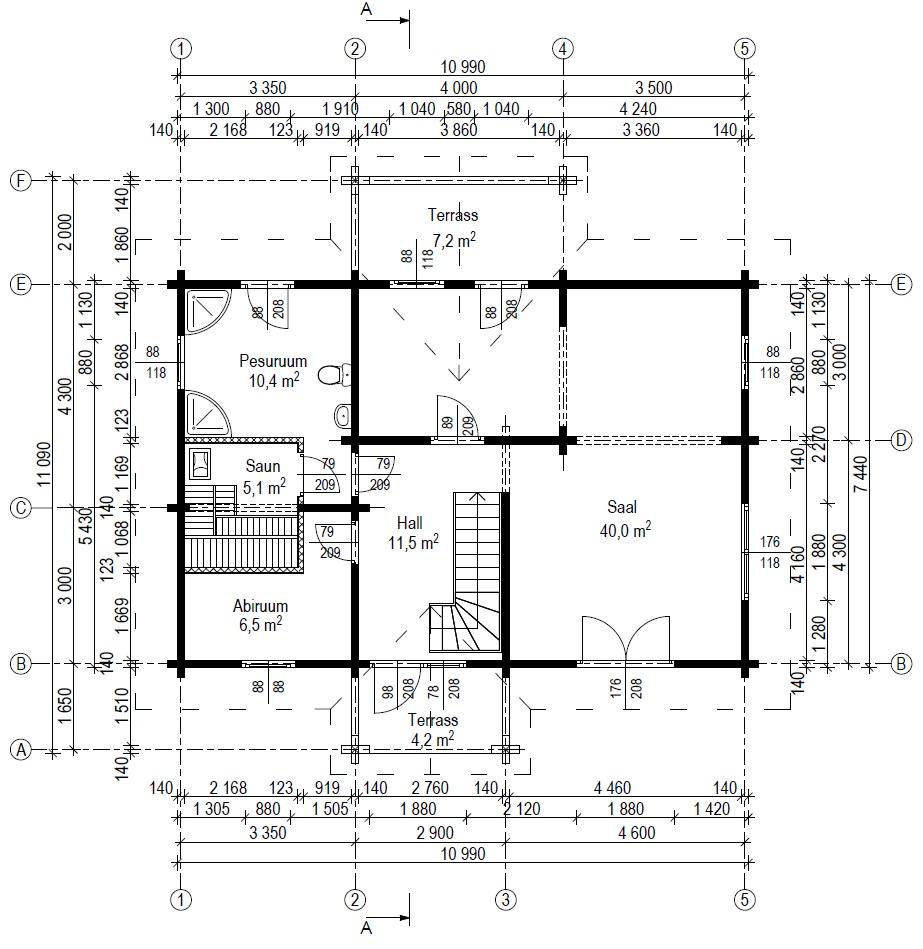 Esimene korrus